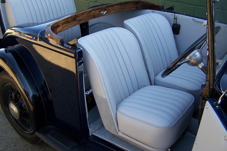 classic car leather repair leather interiors car re trim essex. Black Bedroom Furniture Sets. Home Design Ideas